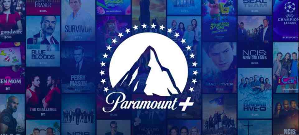 パラマウント+のロゴ