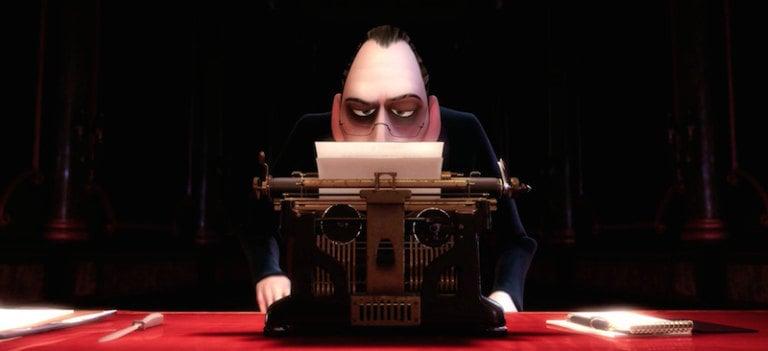 イーゴのタイプライター