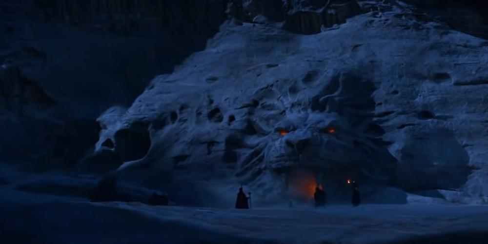 魔法の洞窟