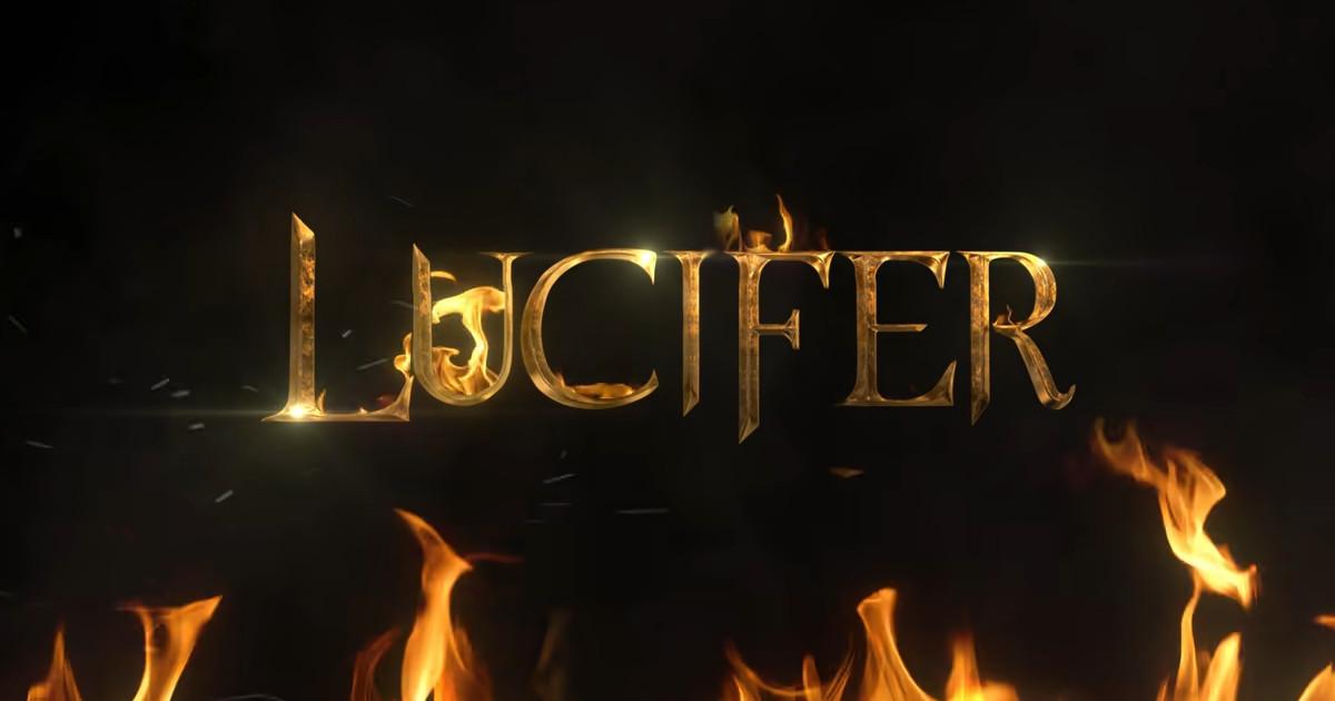 ルシファーのロゴ